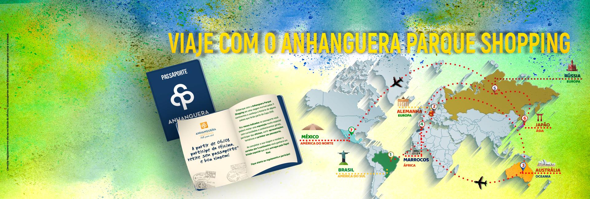 banner passaporte